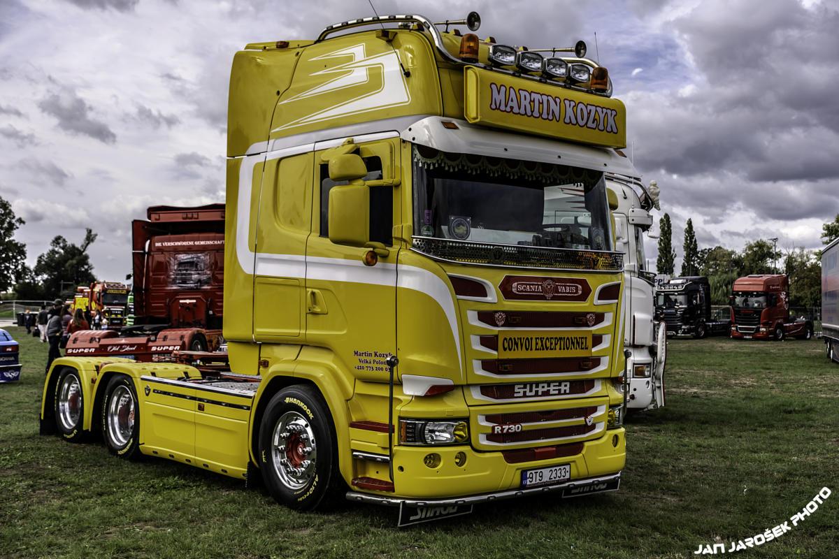 Czech Truck show Brno - auto-truck.cz